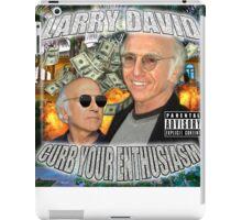 LARRY DAVID iPad Case/Skin