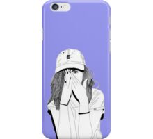 TOMBOY GIRL iPhone Case/Skin