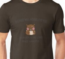Space Hamster Unisex T-Shirt