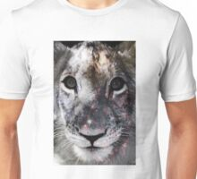 Galaxy Lion Cub Unisex T-Shirt