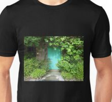 The Turquoise Door Unisex T-Shirt