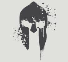 Spartan Blood - grey by BGWdesigns