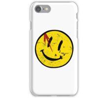 Watchmen Symbol Vintage iPhone Case/Skin