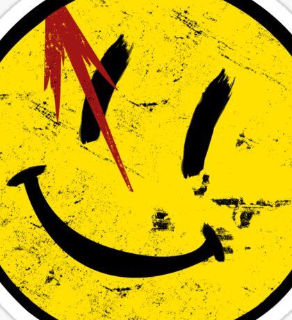 Watchmen Symbol Vintage Sticker