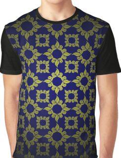 Antique Style Graphic T-Shirt