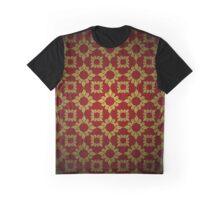 Antique Vintage Style Graphic T-Shirt