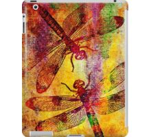 Mauritius Vintage Dragonflies iPad Case/Skin