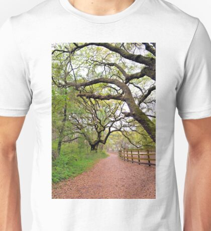 The Long And Winding Path Unisex T-Shirt