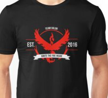 Team Valor Design 1 Unisex T-Shirt