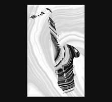 Marbled Music Art - Saxophone - Sharon Cummings Unisex T-Shirt