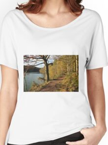 Linacre Reservoir  Women's Relaxed Fit T-Shirt