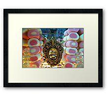 Marshmallow Heaven Framed Print