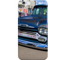 chevy pick up - down the seafront  iPhone Case/Skin