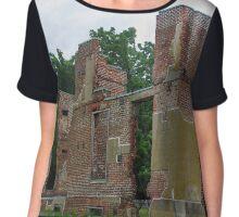 Ambler Ruins Chiffon Top
