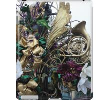 Holidays in New Orleans Square iPad Case/Skin