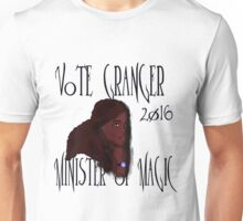 Vote Granger for M.o.M Unisex T-Shirt