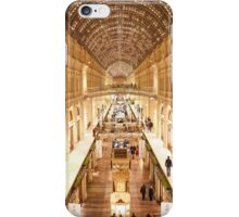Moscow shopping center iPhone Case/Skin