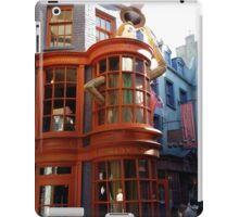 Wesley's Wizard Wheezes  iPad Case/Skin