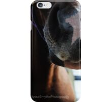 Horses Muzzle Soft and Touchable iPhone Case/Skin