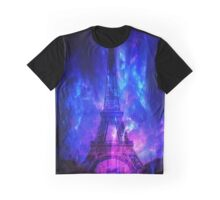 Creation's Heaven Paris Amethyst Dreams Graphic T-Shirt