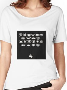 Old school shoot'em up Women's Relaxed Fit T-Shirt