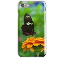 Doris Longwing Butterfly iPhone Case/Skin