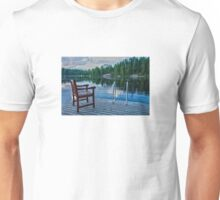 Wild swimming Unisex T-Shirt