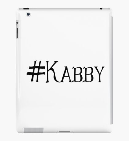 Kabby, the 100 ship iPad Case/Skin