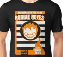 Vengeance drives a car #3 Unisex T-Shirt
