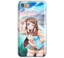 《Watanabe You》 Love Live Sunshine || Aqours iPhone Case/Skin
