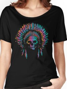 Skull Chief Women's Relaxed Fit T-Shirt
