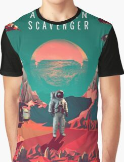 All Man Scavenger Graphic T-Shirt