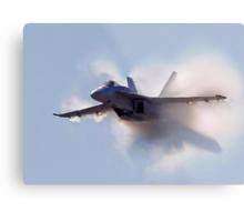 F/A 18 Super Hornet Metal Print