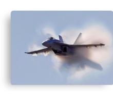 F/A 18 Super Hornet Canvas Print