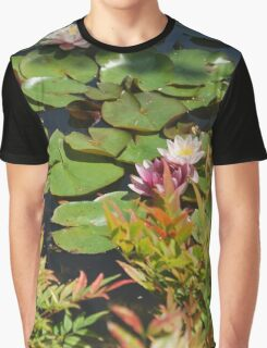 Lily pond Graphic T-Shirt