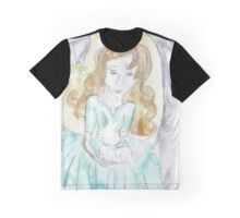 literary princess Graphic T-Shirt