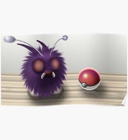 Realistic Pokemon Poster