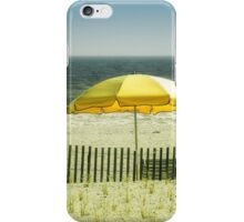 Sitting By The Shore iPhone Case/Skin