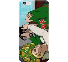 Christmas lovers iPhone Case/Skin