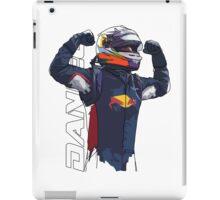 Daniel Ricciardo iPad Case/Skin