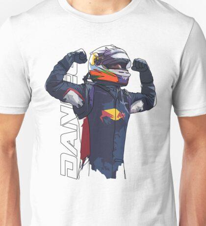 Daniel Ricciardo Unisex T-Shirt