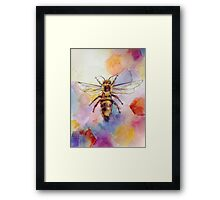 Queen Bee Framed Print