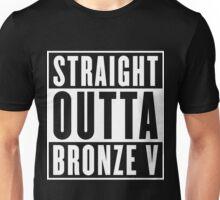 STRAIGHT OUTTA BRONZE V Unisex T-Shirt