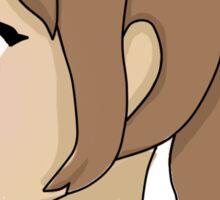 Voltron, Pidge with Long Hair Sticker