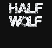 Half Wolf T Shirt Funny Humor Classic T-Shirt