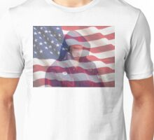 Michael Phelps The American Death Stare Unisex T-Shirt