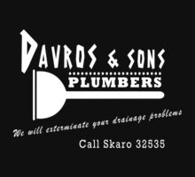 Davros and sons, plumbers... by MrDeath