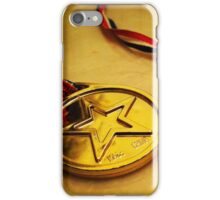 Medal Made In China iPhone Case/Skin
