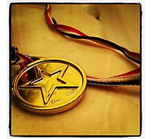 Medal Made In China Photographic Print
