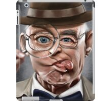 The Wacky Inspector iPad Case/Skin